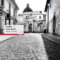 Nelson Goerner (Горацио Нельсон): Piano Works