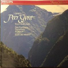 Elly Ameling (Элли Амелинг): Grieg: Peer Gynt