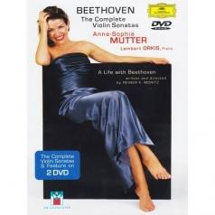 Anne-Sophie Mutter (Анне-Софи Муттер): Beethoven: The Complete Violin Sonatas: