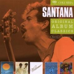 Santana (Карлос Сантана): Original Album Classics 1