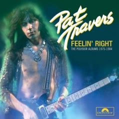Pat Travers (Пэт Трэверс): Feelin' Right: The Polydor Albums