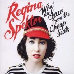 Regina Spektor (Регина Спектор): What We Saw From The Cheap Seats