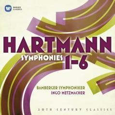 Ingo Metzmacher (Инго Метцмахер): 20Th Century Classics: Hartmann