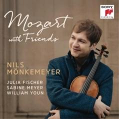 Nils Monkemeyer: Mozart With Friends