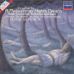 Charles Dutoit (Шарль Дютуа): Mendelssohn: A Midsummer Night's Dream