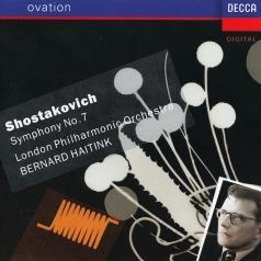 """Bernard Haitink (Бернард Хайтинк): Shostakovich: Symphony No.7 """"Leningrad"""""""
