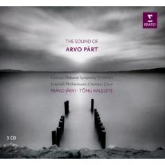 Paavo Jarvi (Пааво Ярви): The Sound Of Arvo Part