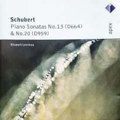 Elisabeth Leonskaja (Елизавета Леонская): Piano Sonatas Nos 13 & 20
