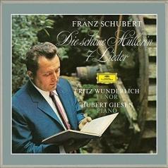 Fritz Wunderlich (Фриц Вундерлих): Schubert: Die Schone Mullerin; 7 Lieder