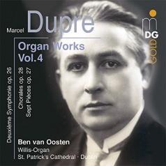 Ben Van Oosten (Бен ван Оостен): Organ Works Vol. 4