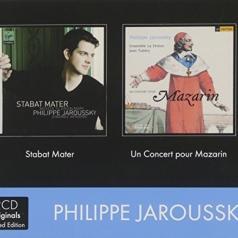 Philippe Jaroussky (Филипп Жарусски): Stabat Mater/Mazarin