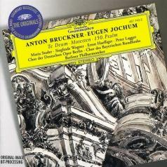 Maria Stader: Bruckner: Te Deum; Motetten; 150. Psalm