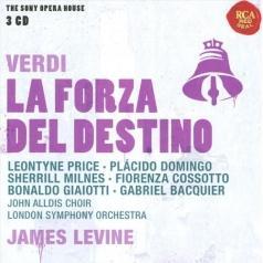 James Levine (Джеймс Ливайн): La Forza Del Destino