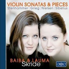 Baiba Skride (Байба Скриде): Violin Sonatas & Pieces: Grieg, Nielsen, Sibelius, Stenhammar