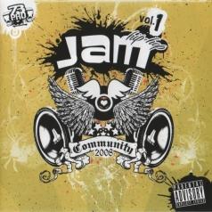 Jam Community Vol.1 - Russian Hip-Hop