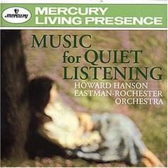 Howard Hanson (Ховард Хэнсон): Music For Quiet Listening
