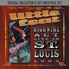 Little Feat (Литл Феат): Highwire Act Live In St. Louis