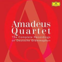 Amadeus Quartet (Амадеус-Квартет): Complete Recordings On DG