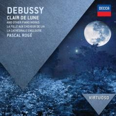 Pascal Rogé (Паскаль Роже): Debussy: Clair de Lune & Other Piano Works