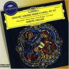 "Ferenc Fricsay (Ференц Фричаи): Mozart: Mass K.427 ""Great Mass"""
