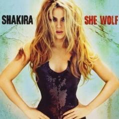 Shakira (Шакира): She Wolf