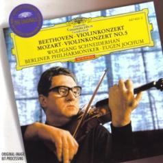 Eugen Jochum (Ойген Йохум): Beethoven: Violin Concerto / Mozart: Violin Concer