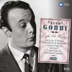 Tito Gobbi (Тито Гобби): Icon: Tito Gobbi