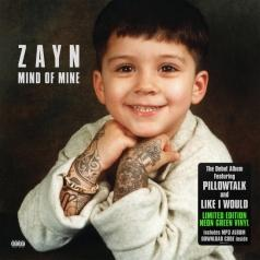 Zayn (Зейн Малик): Mind Of Mine