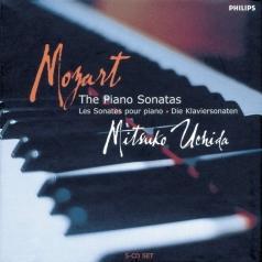 Mitsuko Uchida (Мицуко Утида): Mozart: The Piano Sonatas