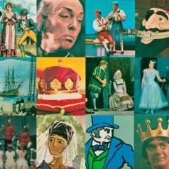 D'Oyly Carte (Ричард Д'Ойли Карт): Sullivan: H.M.S.Pinafore