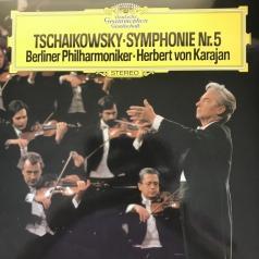 Herbert von Karajan (Герберт фон Караян): Tschaikowsky: Symphonie No.5
