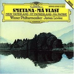 James Levine (Джеймс Ливайн): Smetana: M? Vlast
