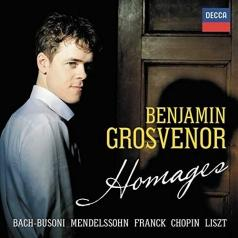 Benjamin Grosvenor (Бенджамин Гросвенор): Homages