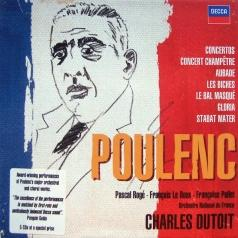 Charles Dutoit (Шарль Дютуа): Poulenc: Concertos, Orchestral & Choral Works