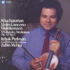 Itzhak Perlman (Ицхак Перлман): Violin Concerto / Meditation - Perlman, Israel Philharmonic Orchestra/Mehta