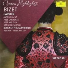 Karajan Baltsa: Bizet: Carmen (Highlights)