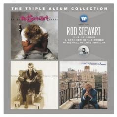 Rod Stewart (Род Стюарт): The Triple Album Collection