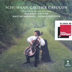 Robert Schumann: Cello Concerto & Chamber Works