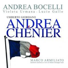 Andrea Bocelli (Андреа Бочелли): Giordano: Andrea Chenier