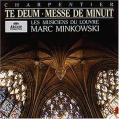 Marc Minkowski (Марк Минковски): Charpentier: Te Deum, Messe De Minuit