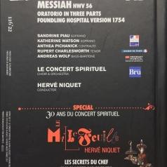 Georg Friedrich Händel: Handel: Messiah 1754 (Cd+Book)