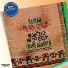 Frans Bruggen (Франс Брюгген): Rameau: Les Indes Galantes etc