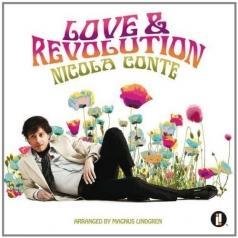 Nicola Conte (Николь Конте): Love & Revolution