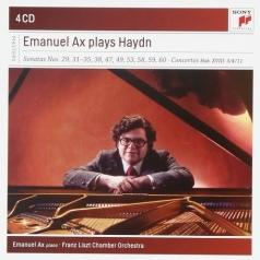 Emanuel Ax Plays Haydn Sonatas And Conce