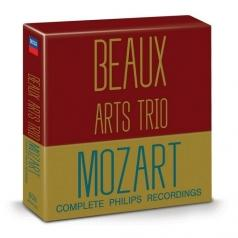 Beaux Arts Trio: Mozart: The Piano Trios