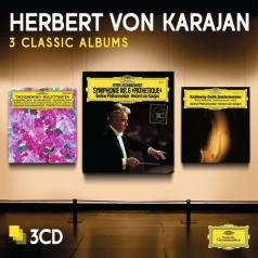 Herbert von Karajan (Герберт фон Караян): 3 Classic Albums: Tchaikovsky