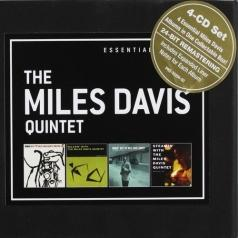 Miles Davis (Майлз Дэвис): Cookin/ Relaxin/ Working/ Steamin