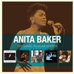 Anita Baker (Анита Бейкер): Original Album Series