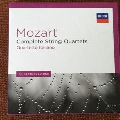 Quartetto Italiano (Итальянский квартет): Mozart: The String Quartets