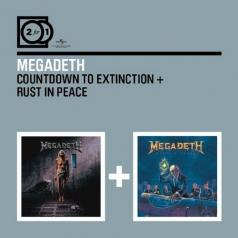 Megadeth: Countdown To Extinction/ Rust In Peace